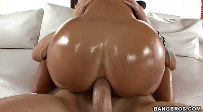 Lisa ann, Oil ass, Anne, Lisa an