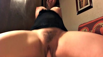 Wife dildo, Riding, Homemade, Busty anal