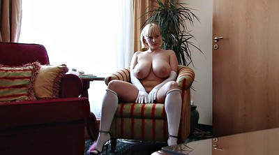 Gloves, Sophie, Mature stockings, Glove