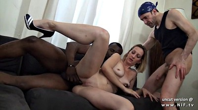 Blacked, Mom and, Mom anal, Milf anal, Black mom, Black french
