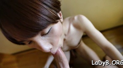 Asian anal, Orgasms, Many
