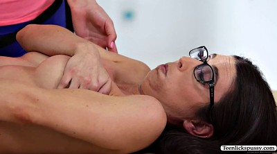 Helping, Lesbian massage, Lost