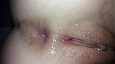 Whore, Anal squirt, Anal squirting