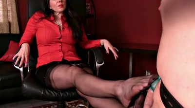 Nylons, Stockings blacked, Nylon feet, Stockings foot, Stockings feet