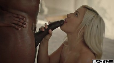 Interracial, Cumshot