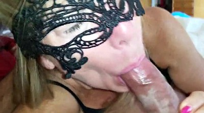 Blond swallow, Blow job, Morning