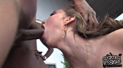 Cuckold, Wife blacked