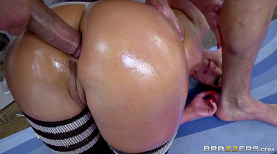 Anal training, Phoenix marie, Anal threesome, Gym ass, Anal big ass