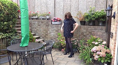 Crossdress, Crossdressing, Garden