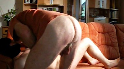Grandpa blowjob, Fat dick