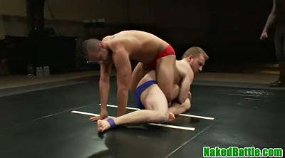 Wrestling, Rimming, Cat, Ass licking