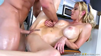 Alexis fawx, Cleaning, Chubby blonde