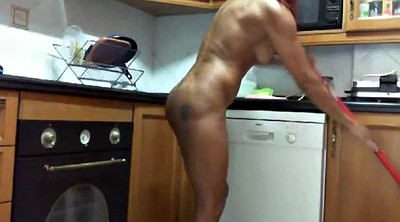 Kitchen, Cleaning