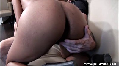 Black anal, Ebony french