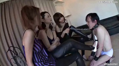 Humiliation, Leather, Japanese slave, Japanese bdsm, Asian slave, Slave japanese