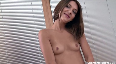 Flat chest, Fingers solo hd