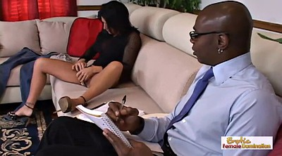 Wife black, Wife threesome