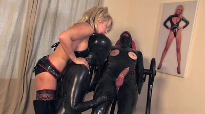 Latex, Threesome, Mistress