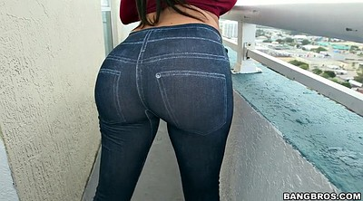 Solo ass, Jeans, Giant ass