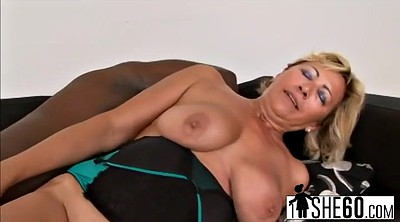 Black pussy, Black granny, Sofa, Interracial mature, Granny masturbate, Black on black