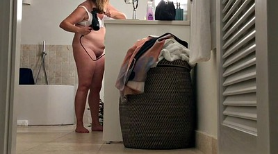 Mom mature, Mom bathroom, Caught mom