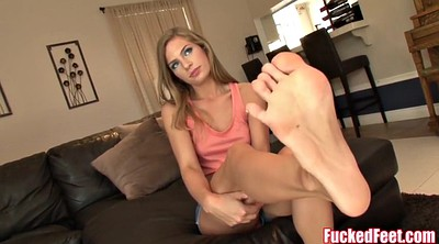 Foot fetish, Foot fuck