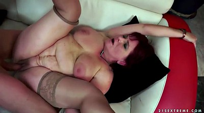 Granny, Chubby, Mature creampie, Amateur chubby, Granny creampie, Chubby redhead