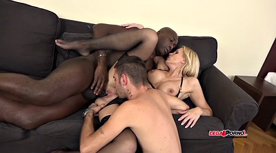 Black blonde, Blonde wife, Interracial wife, Husband wife, Husband watch