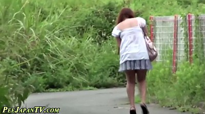 Piss, Pissing, Japanese piss, Japanese outdoor, Japanese in public, Japanese b