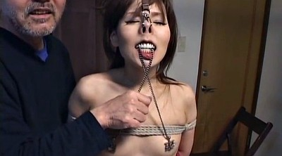 Japanese old, Japanese bondage, Japanese young, Old young, Nose, Nipples