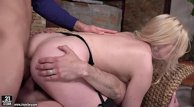 Double anal, Marsha may, Cum mouth