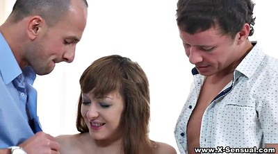 Teen anal, Surprise anal, Teens anal, Blindfold