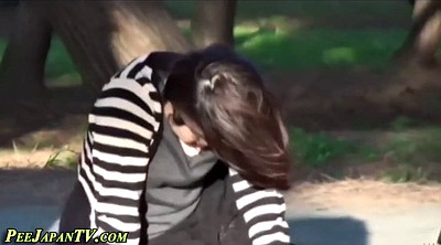 Japanese outdoor, Japanese peeing, Japanese voyeur, Japanese public, Japanese pissing, Spy