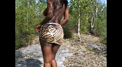 African, Forest