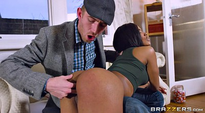 Spanked, Ass spanking