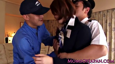 Japanese, Asian mature, Japanese milf, Japanese threesome