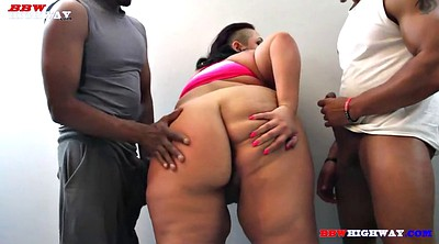 Bbw group, Chubby latina