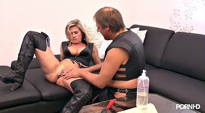 German, Boots, Leather boots