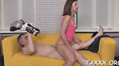 Teen creampie, Cast