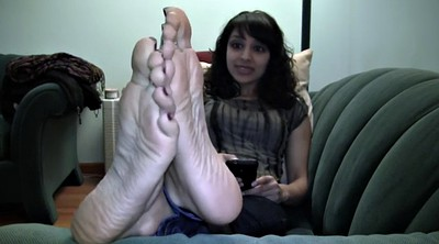 Feet, Phone, Indian solo