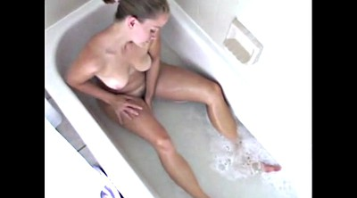 Bath, Spy cam, Masturbate, Spy masturbation, House, Hidden masturbation