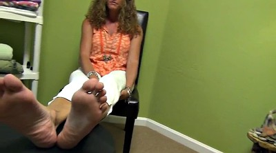 Foot, Mature feet, Old foot, Amateur milf