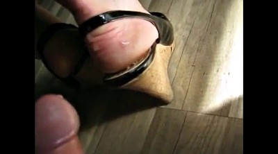 Shoes, Cum on foot