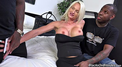 Gape, Big black cock