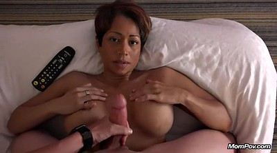 Amateur mature, Busty asian pov