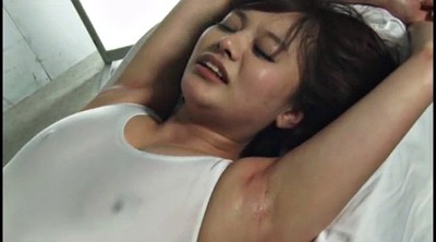 Japanese massage, Swimsuit, Armpit, Armpits, Bikini