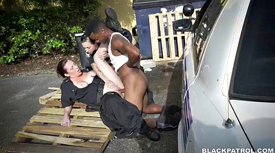Femdom, Uniform, White ass, Uniforms