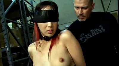 Blindfold, Japanese lady