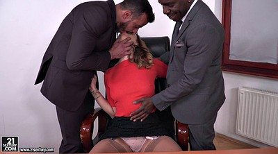 Blacked, Secretary