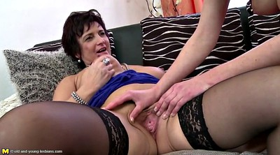 Lesbian mom, Teach, Granny lesbian, Mom daughter, Young daughter, Mom mature